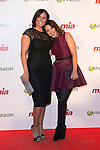 "Rosa Lopez and Chenoa attends the charity Awards ""MIA, CUIDA DE TI"" in Madrid, Spain. October 29, 2014. (ALTERPHOTOS/Carlos Dafonte)"