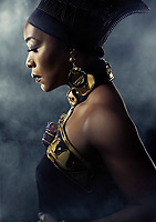 Black Panther (2018) <br /> Angela Bassett<br /> *Filmstill - Editorial Use Only*<br /> CAP/KFS<br /> Image supplied by Capital Pictures