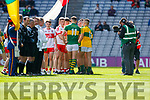 Kerry v Derry in the All-Ireland Minor Footballl Final in Croke Park on Sunday.