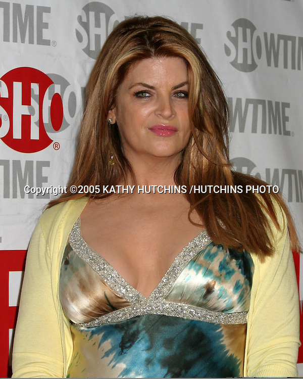 "KIRSTIE ALLEY.SCREENING OF SHOWTIME'S NEW SERIES.""FAT ACTRESS"".CINERAMA DOME.HOLLYWOOD, CA.FEBRUARY 23, 2005.©2005 KATHY HUTCHINS /HUTCHINS PHOTO..."