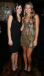 WEST HOLLYWOOD, CA. - February 08: Recording Artists Katehrine McPhee and Colbie Caillat attend the Universal Music Group Chairman Doug Morris' Grammy Awards Viewing Dinner at The Palm on February 8, 2009 in West Hollywood, California.