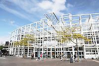 Nederland Leiden  2016 05 15. Station Leiden Centraal. Foto Berlinda van Dam /  Hollandse Hoogte