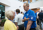 17FTB Media Day 1423<br /> <br /> 2017 BYU Football Media Day<br /> <br /> June 23, 2017<br /> <br /> Photo by Jaren Wilkey/BYU<br /> <br /> &copy; BYU PHOTO 2017<br /> All Rights Reserved<br /> photo@byu.edu  (801)422-7322