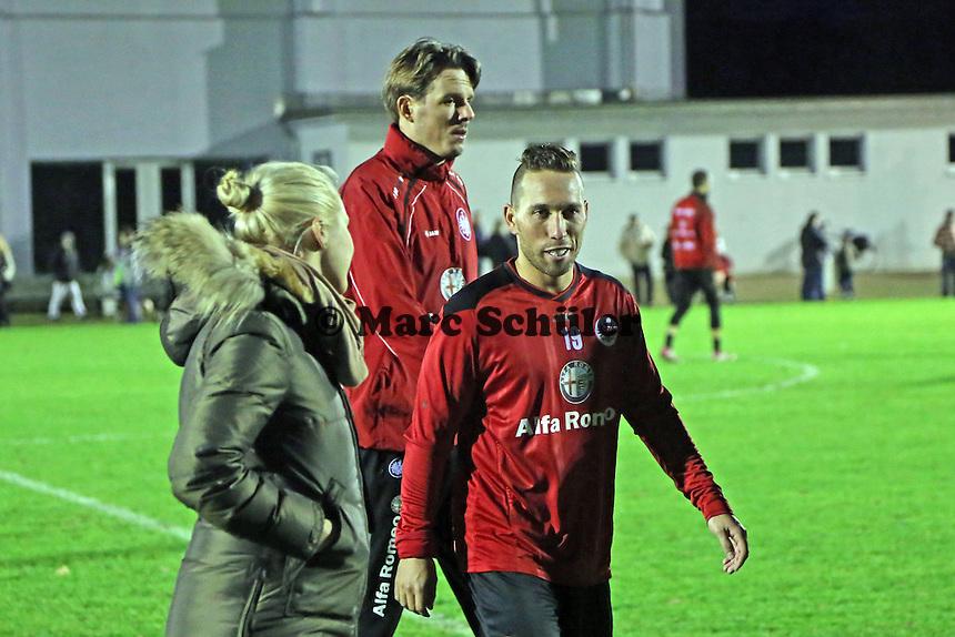 Alex Meier und Tobias Weis (Eintracht)
