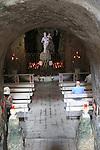 Grotto of the madonna, Mellieha, Malta