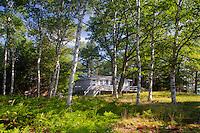 Hospital Island, Castine, Maine, US