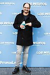 "Jordi Sanchez attends to the presentation of the film ""Ls Pitufos"" in Madrid. March 14, 2017. (ALTERPHOTOS/Borja B.Hojas)"