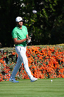 Tony Finau (USA) In action during the third round of the Waste Management Phoenix Open, TPC Scottsdale, Phoenix, USA. 31/01/2020<br /> Picture: Golffile | Phil INGLIS<br /> <br /> <br /> All photo usage must carry mandatory copyright credit (© Golffile | Phil Inglis)
