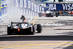 Maro Engel of Germany from Venturi Formula E Team crashes out in the Formula E Qualifying Session 1 during the FIA Formula E Hong Kong E-Prix Round 1  at the Central Harbourfront Circuit on 02 December 2017 in Hong Kong, Hong Kong. Photo by Marcio Rodrigo Machado / Power Sport Images