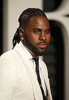 www.acepixs.com<br /> <br /> February 26 2017, LA<br /> <br /> Jason Derulo arriving at the Vanity Fair Oscar Party at the Wallis Annenberg Center for the Performing Arts on February 26 2017 in Beverly Hills, Los Angeles<br /> <br /> By Line: Famous/ACE Pictures<br /> <br /> <br /> ACE Pictures Inc<br /> Tel: 6467670430<br /> Email: info@acepixs.com<br /> www.acepixs.com