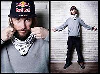 | Filippo Kratter - Italian freestyle snowboarder |<br /> client: Redbull