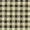 Bonnie, a stone mosaic field shown in St. Laurent, Montevideo and Jura Beige.