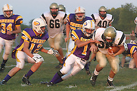 Football vs. Lapel 9-21-07