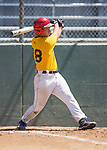 Babe Ruth IOOF vs Eagles at McKelvey Ball Park in Mountain View, June 14, 2015