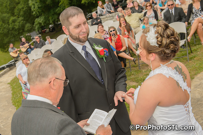 A&J wedding - ceremony photos