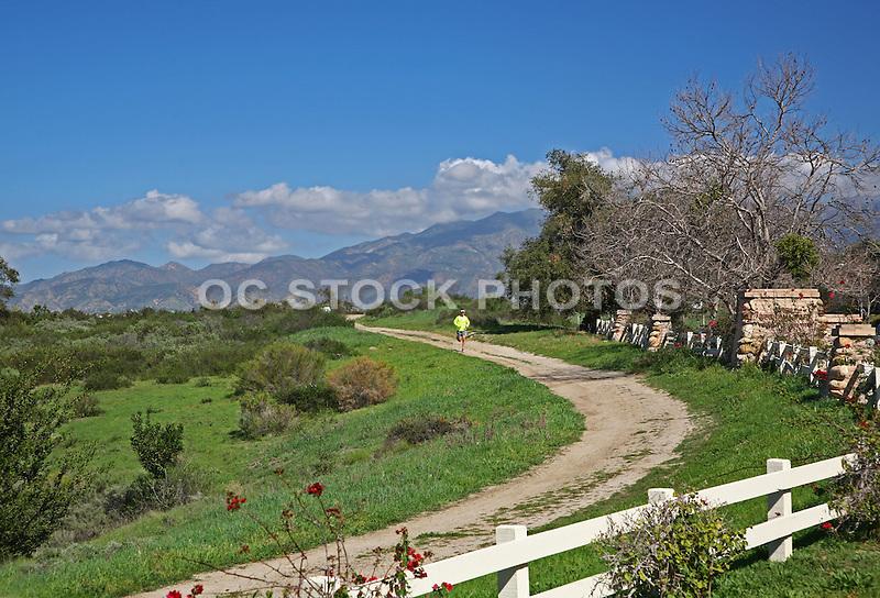 Tijeras Creek Loop Trail in Rancho Santa Margarita