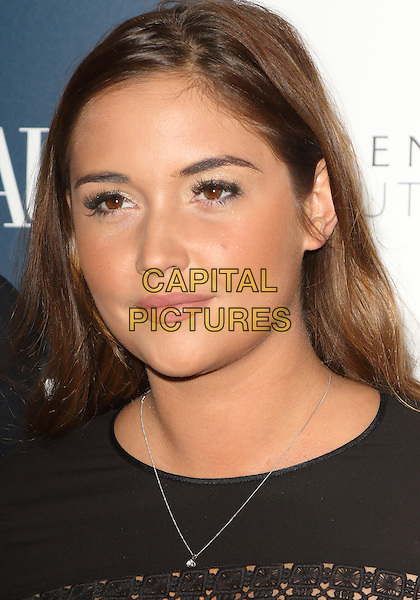 Jacqueline Jossa at The Beauty Awards with OK! and Debenhams Beauty Club at Banqueting House, Whitehall, London on November 24th 2016<br /> CAP/JIL<br /> &copy; Jill Mayhew/Capital Pictures