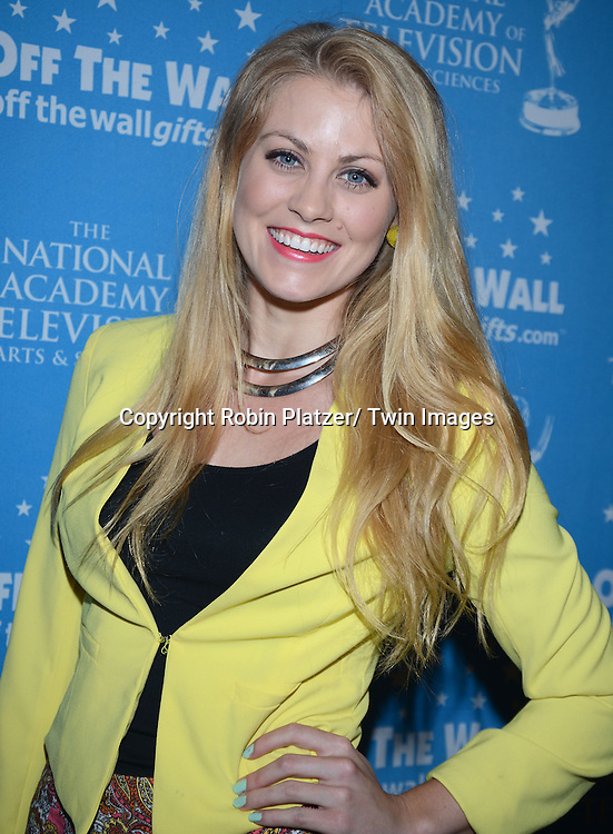 Canden Bliss attends the Gifting Suitefor the Daytime Emmy Awards by Off The Wall Productions on June 15, 2013 at the Beverly Hills Hotel in Beverly Hills, California.