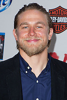 "[(FILE) Actor Charlie Hunnam has been cast as the lead actor in ""Fifty Shades of Grey"" (2014 Film) to play character Christian Grey. Focus Features and Universal Pictures announced Monday, Sept. 2, 2013 that Hunnam will play the 27-year-old billionaire Christian Grey in the big-screen adaptation of E L James' ""Fifty Shades of Grey"". Dakota Johnson will play the college student he captivates, Anastasia Steele.] WESTWOOD, CA - SEPTEMBER 08: Actor Charlie Hunnam arrives at the 'Sons of Anarchy' season 5 premiere screening at Westwood Village on September 8, 2012 in Westwood, California. (Photo by Xavier Collin/Celebrity Monitor)"