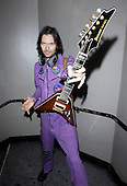 Paul Gilbert - photographed exclusively backstage at the Mean Fiddler, London. UK - 03 Jun 2007.  Photo credit: George Chin/IconicPix