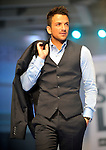 Peter Andre Launches Stunning New Men's Clothing Range - alpha at the Clothes Show Live at the NEC  Birmingham, England