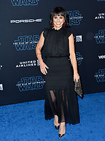 "LOS ANGELES, USA. December 17, 2019: Constance Zimmer at the world premiere of ""Star Wars: The Rise of Skywalker"" at the El Capitan Theatre.<br /> Picture: Paul Smith/Featureflash"