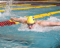 The University of Michigan Men's Swim and Dive Team competes at 2011 Big Ten Women's & Women's Swimming & Diving Championships being held at Indiana University February 23th-26th, 2011...