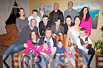 Cathy Clifford from Deelis, Cahersiveen celebrated her 65th birthday with family at the Ring of Kerry Hotel on Saturday night last pictured front l-r; Ashling Quigley, Katie Clifford, Cathy Clifford(Birthday Girl), Liam Becker-Clifford, Ruby Clifford, Adam Quigley, middle l-r; Jack Clifford, Aaron Quigley, Melanie Becker, Jasna Becker, Mary G. Quigley, back l-r; Breda Clifford, Andy Quigley, Seamus Clifford, Andrew Quigley, Andrew Clifford & Olivia Clifford.