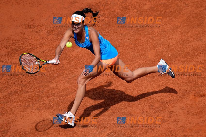 Ana Ivanovic Serbia <br /> Roma 15-05-2014 Foro Italico, Internazionali d'Italia di Tennis. Foto Andrea Staccioli / Insidefoto