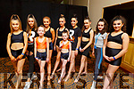 The Kelly Ann Lynch School of Dancing taking part in the dance competition in the Brandon Hotel on Saturday.L to r: Jennifer Kerins, Katelyn O'Connor Kelly, Catelin Mahoney, Eliza Browne, Elise Mulumba, Sharon Enright, Bronagh Birmingham, Maria Samy, Carrie Ann Ahern and Lexi O'Connor.