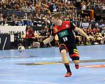 10.01.2019, Mercedes Benz Arena, Berlin, GER, Handball WM 2019, Deutschland vs. Korea, im Bild <br /> Martin Strobel (GER #19)<br /> <br />      <br /> Foto © nordphoto / Engler