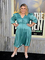 "LOS ANGELES, USA. August 06, 2019: Britney Young at the premiere of ""The Kitchen"" at the TCL Chinese Theatre.<br /> Picture: Paul Smith/Featureflash"