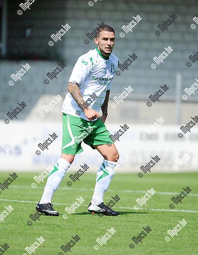 2015-08-22 / Voetbal / Seizoen 2015-2016 / Exc Kaart FC / Senja Colakovic<br /><br />Foto: Mpics.be