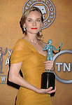 LOS ANGELES, CA. - January 23: Diane Kruger  poses in the press room at the 16th Annual Screen Actors Guild Awards held at The Shrine Auditorium on January 23, 2010 in Los Angeles, California.