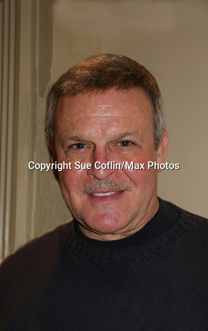 "Ron Raines ""Alan Spaulding"" of Guiding Light came to see the last show of Sessions on January 3, 2010 at the Algonquin Theatre, New York City, New York. (Photo by Sue Coflin/Max Photos)"