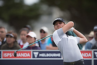 Blake Windred (AUS) during the final round of the VIC Open, 13th Beech, Barwon Heads, Victoria, Australia. 09/02/2019.<br /> Picture Anthony Powter / Golffile.ie<br /> <br /> All photo usage must carry mandatory copyright credit (© Golffile | Anthony Powter)
