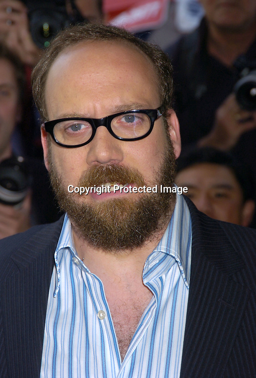 Paul Giamatti ..at the New York Premiere of Cinderella Man to benefit The Children's Defense Fund on June 1, 2005 at The Loews Lincoln Square Theatre...Photo by Robin Platzer, Twin Images