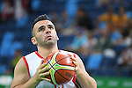 Yasin Cirgaoglu (TUR), <br /> SEPTEMBER 8, 2016 - Wheelchair Basketball : <br /> Preliminary Round Group A<br /> match between Turkey 65-49 Japan<br /> at Carioca Arena 1<br /> during the Rio 2016 Paralympic Games in Rio de Janeiro, Brazil.<br /> (Photo by AFLO SPORT)