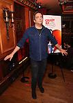 Adam Schlesinger attends the 'Crazy Ex-Girlfriend' Live Event  at the Feinstein's/54 Below on November 3, 2016 in New York City.