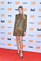 12 September 2017 - Toronto, Ontario Canada - Devon Windsor.  2017 Toronto International Film Festival - &quot;Brawl In Cell Block 99&quot; Premiere held at Ryerson Theatre. <br /> CAP/ADM/BPC<br /> &copy;BPC/ADM/Capital Pictures