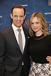 Harry Hadden-Paton and Rebecca Night attends the Broadway Opening Night Celebration for 'My Fair Lady' at The Grand Promenade, David Geffen Hall on April 19, 2018 in New York City.