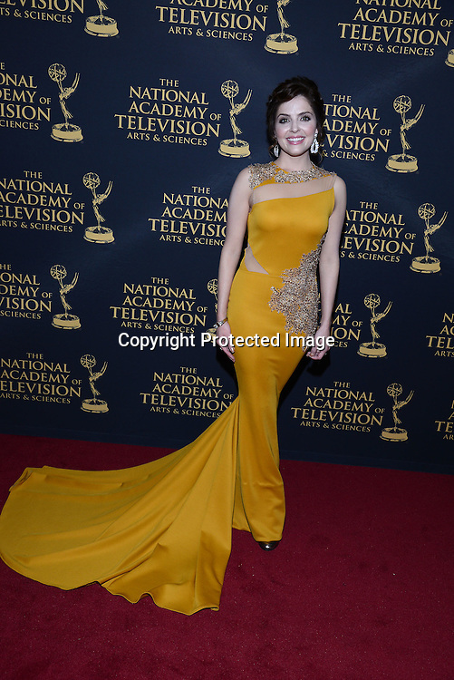Jen Lilley attends the Creative Arts Emmy Awards on April 24, 2015 at the Universal l Hilton in Universal City,<br /> California, USA.