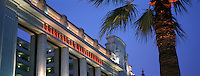"""France/06/Alpes Maritimes/Nice: Facade de l'Hotel """"le Palais de la Méditerranée"""" sur la Promenade des Anglais [Non destiné à un usage publicitaire - Not intended for an advertising use]"""
