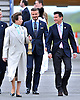 """PRINCESS ANNE AND DAVID BECKHAM ACCOMPANY OLYMPIC FLAME.The Olympic Flame arrived at Royal Naval Air Station (RNAS) Culdrose, Cornwall on board a chartered British Airways A319 aircraft, specially named Firefly_18/05/2012.It was flown to the UK from Greece for the start of the Olympic Torch Relay. .Princess Anne and David Beckham accompanied the Olympic Flame after receiving it at the Handover Ceremony in the Panathenaic Stadium in Athens..Mandatory Credit Photo: ©MoD/NEWSPIX INTERNATIONAL..**ALL FEES PAYABLE TO: """"NEWSPIX INTERNATIONAL""""**..IMMEDIATE CONFIRMATION OF USAGE REQUIRED:.Newspix International, 31 Chinnery Hill, Bishop's Stortford, ENGLAND CM23 3PS.Tel:+441279 324672  ; Fax: +441279656877.Mobile:  07775681153.e-mail: info@newspixinternational.co.uk"""