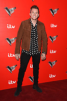 Danny Jones<br /> at the launch of The Voice Kids, Madame Tussauds, London. <br /> <br /> <br /> &copy;Ash Knotek  D3273  06/06/2017