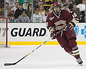 Brian Boyle - The Boston College Eagles defeated the University of Maine Black Bears 4-1 in the Hockey East Semi-Final at the TD Banknorth Garden on Friday, March 17, 2006.