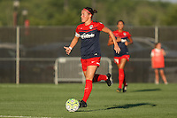 Piscataway, NJ - Saturday July 23, 2016: Christine Nairn during a regular season National Women's Soccer League (NWSL) match between Sky Blue FC and the Washington Spirit at Yurcak Field.