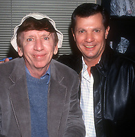 Bob Denver, Dwayne Hickman, 1993 Photo By Michael Ferguson/PHOTOlink