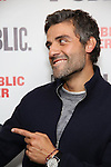 """Oscar Isaac during the Off-Broadway Opening Night performance party for """"Plenty""""  at the Public Theatre on October 20, 2016 in New York City."""