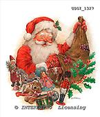 GIORDANO, CHRISTMAS SANTA, SNOWMAN, WEIHNACHTSMÄNNER, SCHNEEMÄNNER, PAPÁ NOEL, MUÑECOS DE NIEVE, paintings+++++,USGI1327,#X#